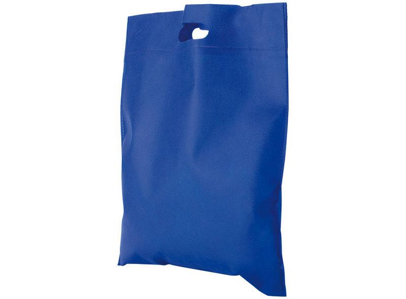 BAG IN TNT ROYAL BLUE 38X35 cm