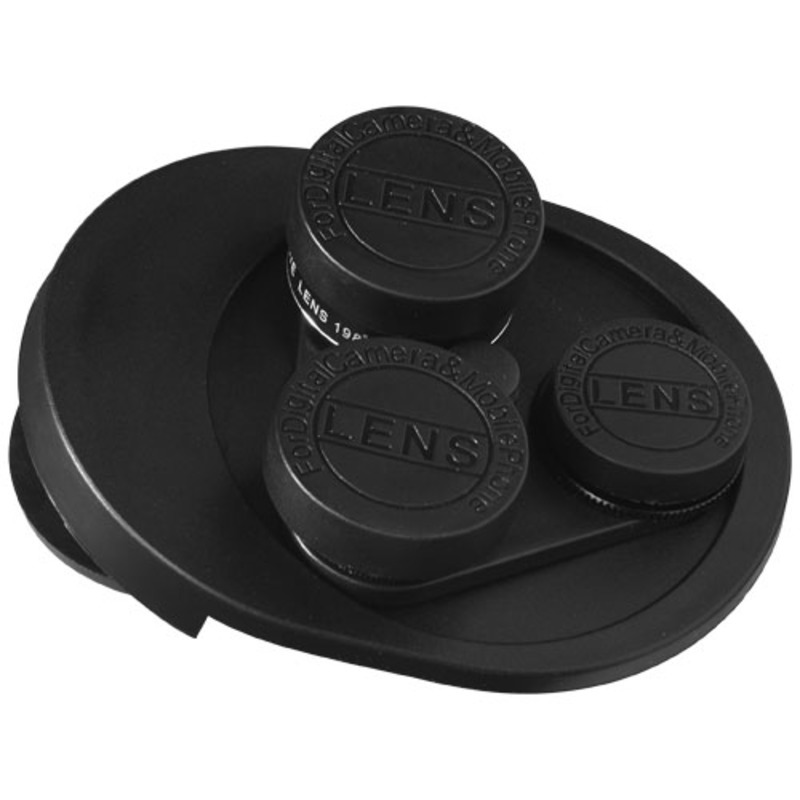 Revolve 4-in-1 camera lenses set
