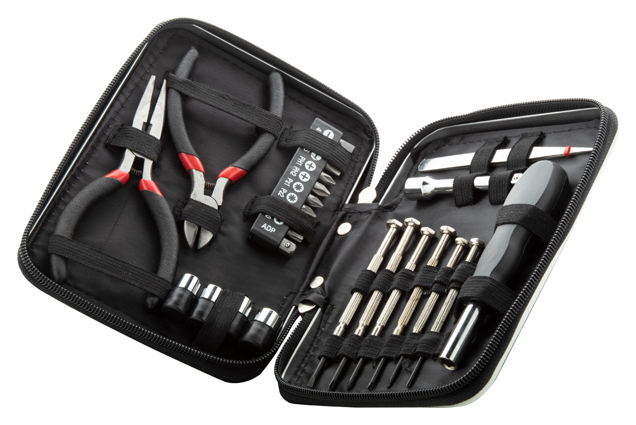 Aldrin tool set