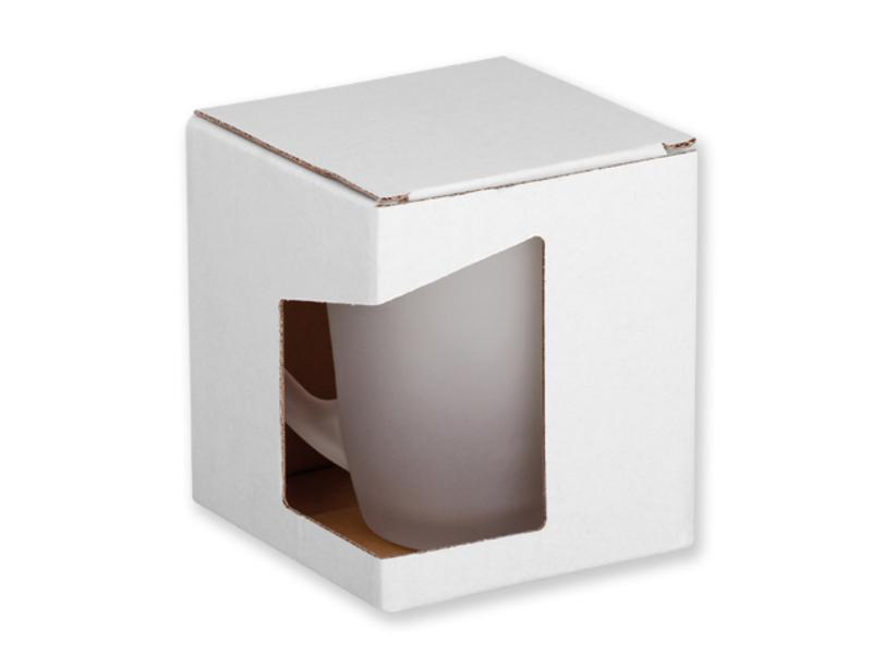 GB GLASPER gift box, White