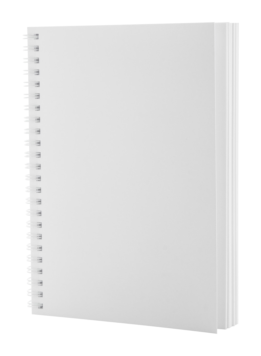 Polax anti-bacterial notebook