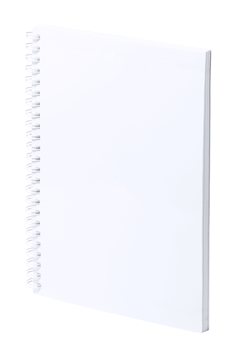 Polax anti-bacterial notebook