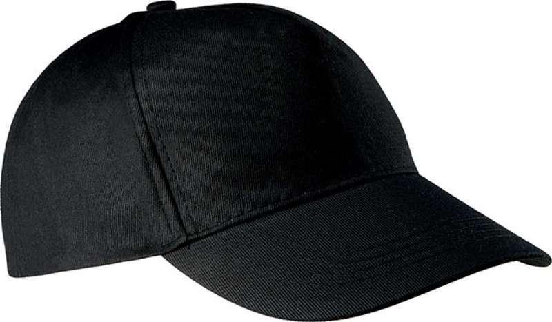 COTTON CAP - 5 PANELS