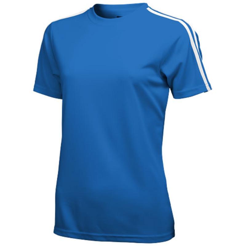 Baseline short sleeve ladies t-shirt.