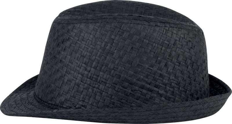 RETRO PANAMA - STYLE STRAW HAT