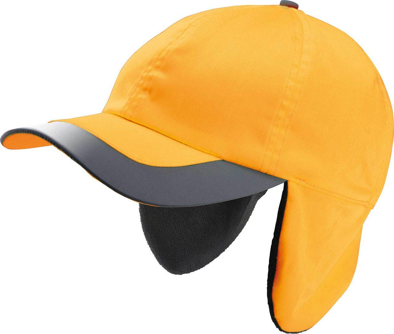 NEON WINTER CAP - 6 PANELS