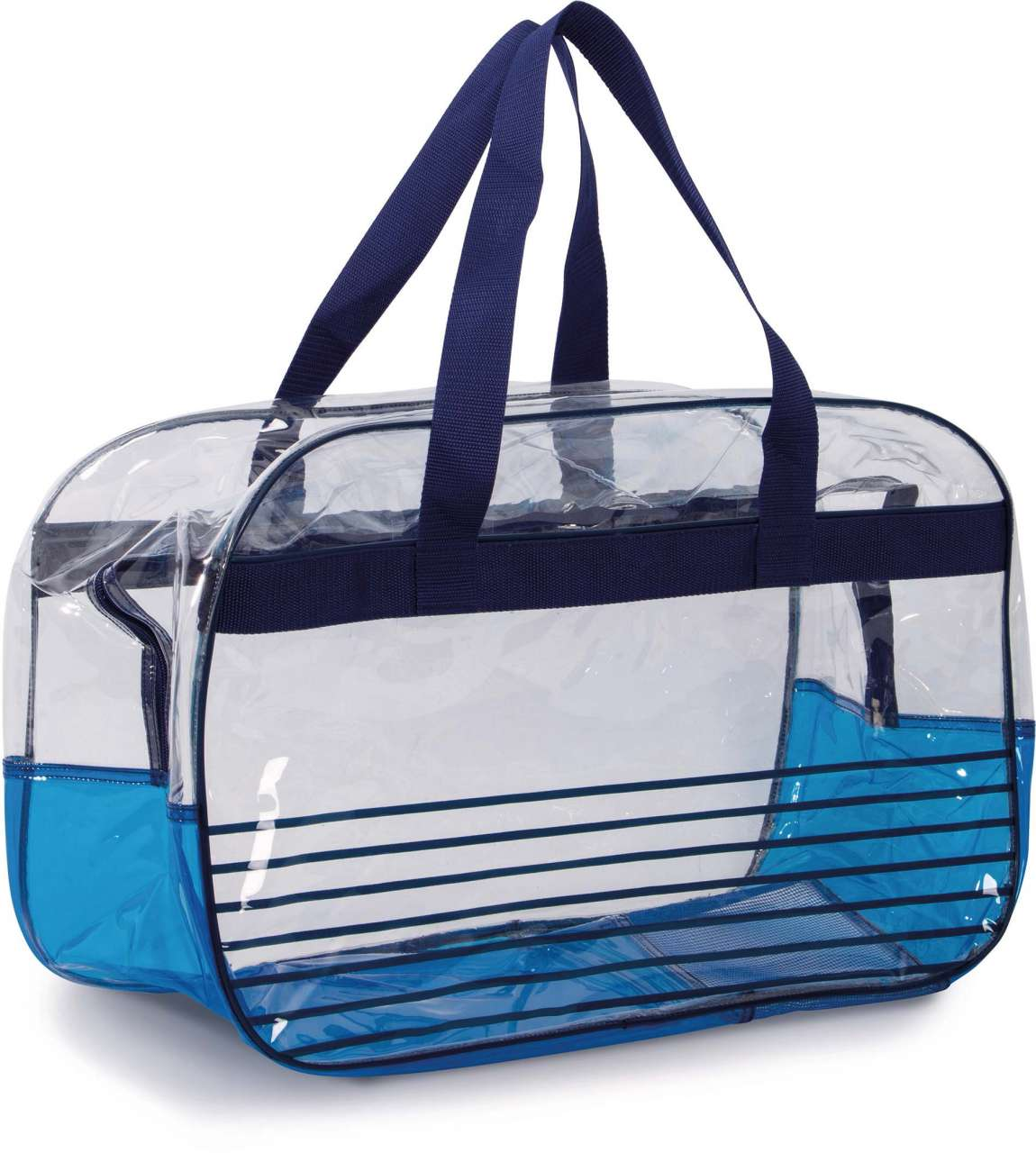 BEACH BAG WITH ANTI-SAND SYSTEM
