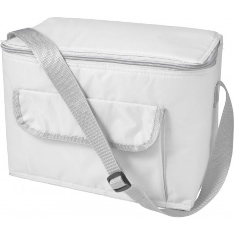 Polyester (420D) rectangular cooler bag