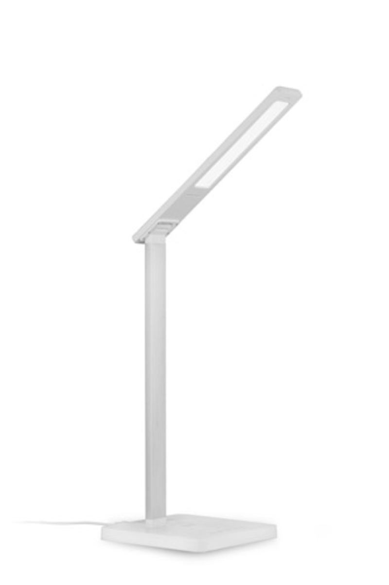 Desk lamp with wireless charger VELIA