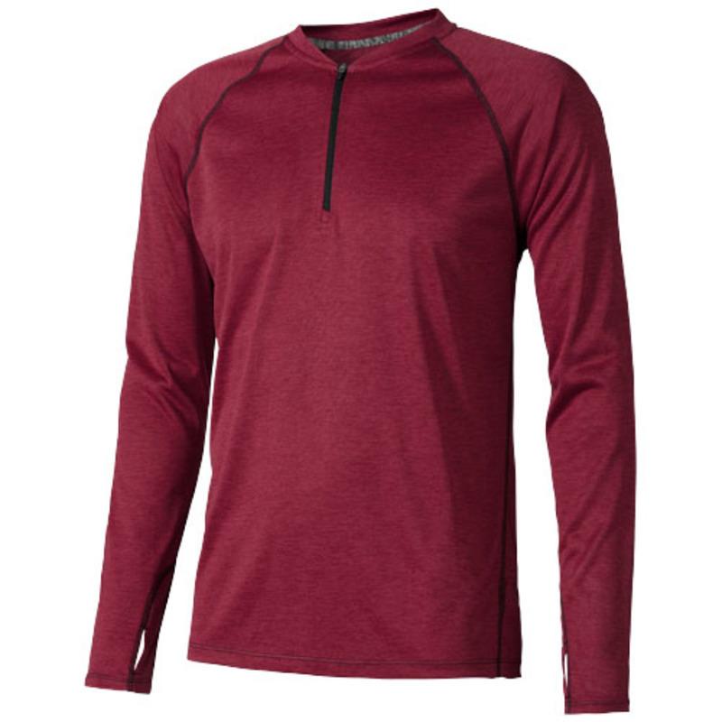 Quadra long sleeve cool fit men's t-shirt