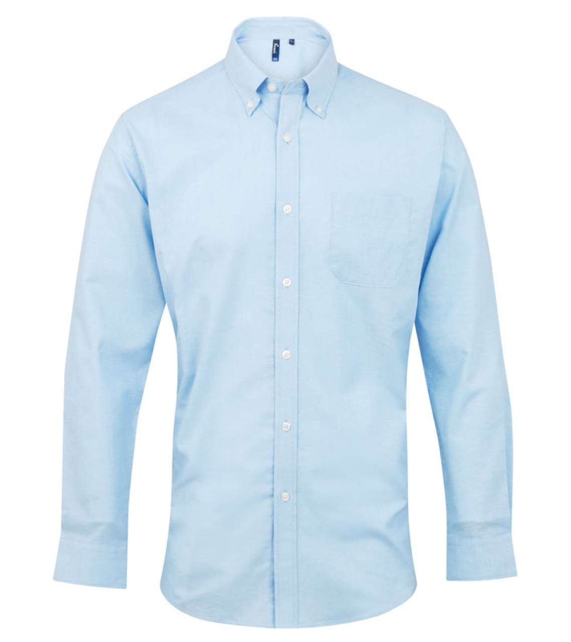 MEN'S LONG SLEEVE SIGNATURE OXFORD SHIRT
