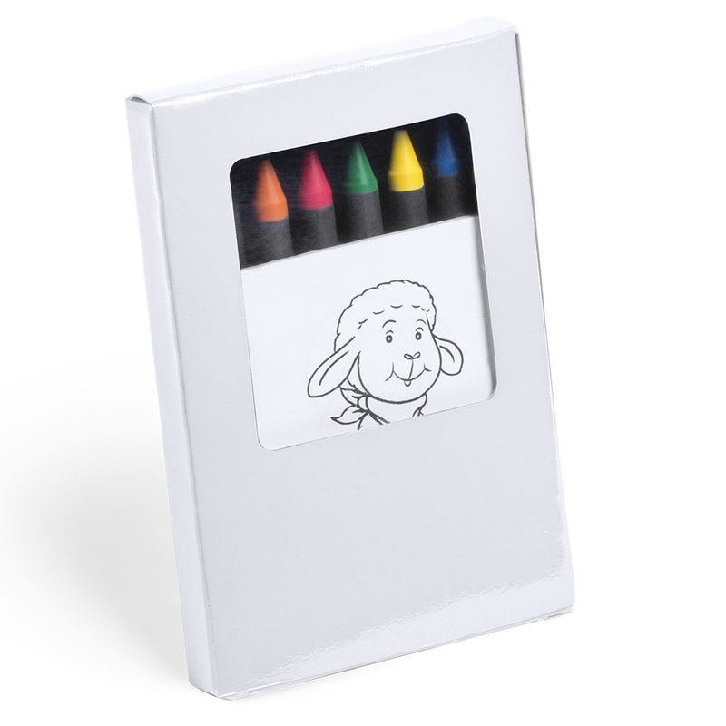 Yisus colouring set