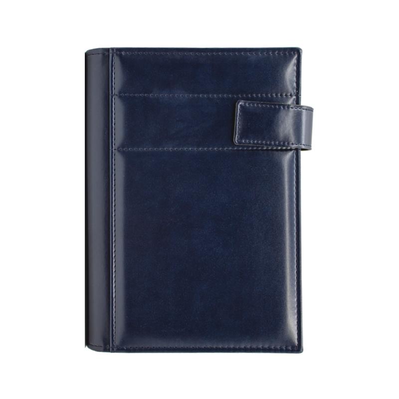 Agenda de lux Prato Blu, 15 x 21 cm