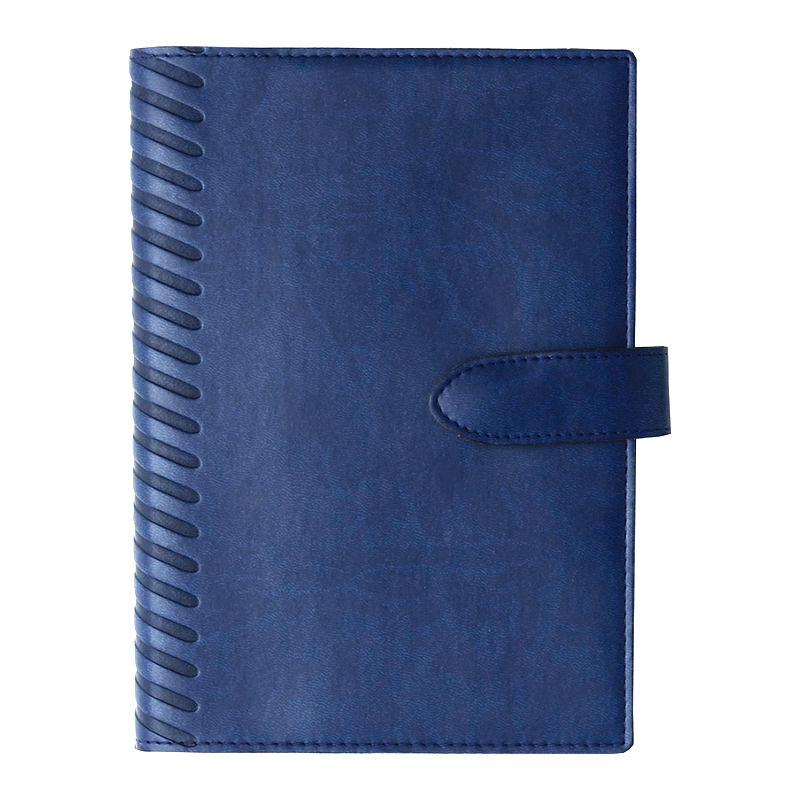 Agenda de lux Cometa Blu, 20 x 26 cm