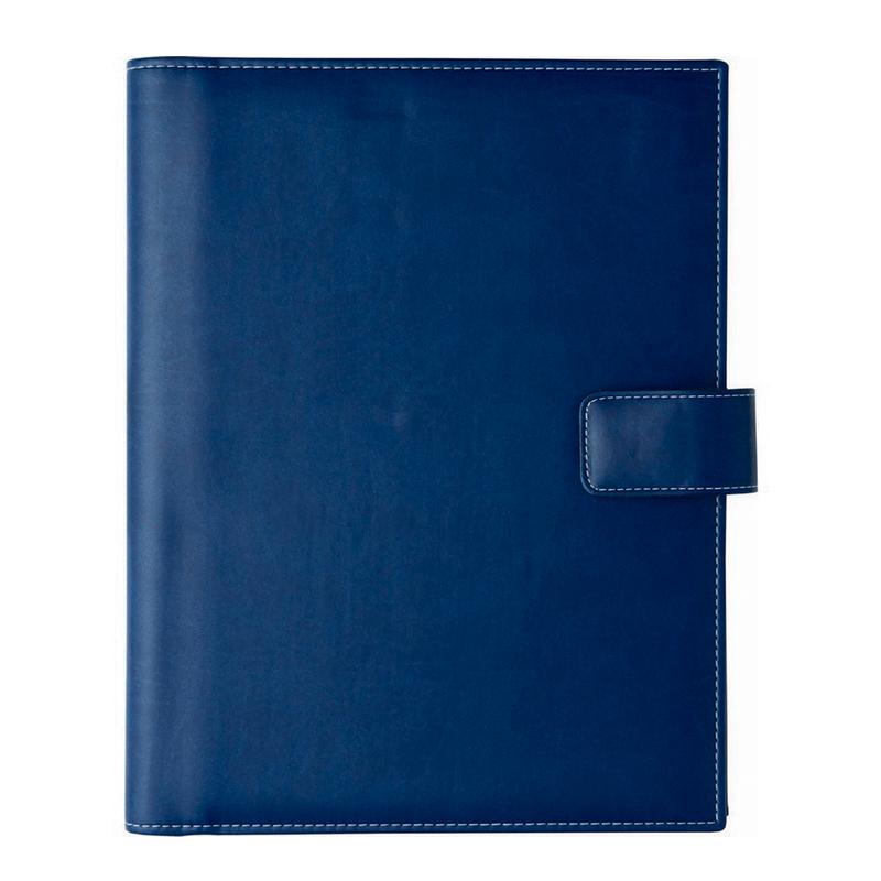 Agenda de lux Capri Blu, saptamanala 27 x 33 cm
