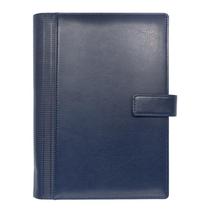 Agenda de lux Canyon Blu, 17 x 24 cm
