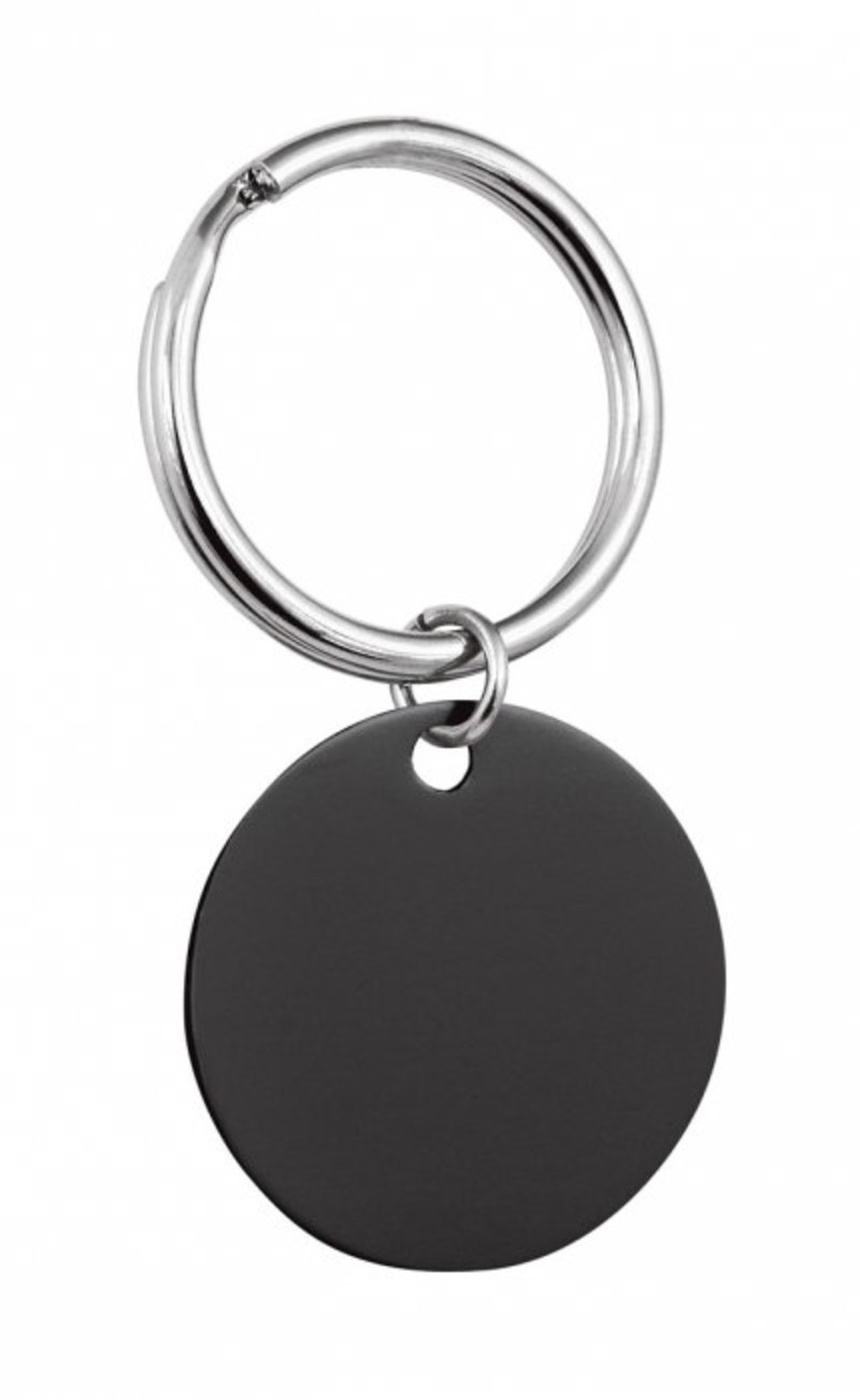 PENDANT ROUND BLACK - D=32 mm