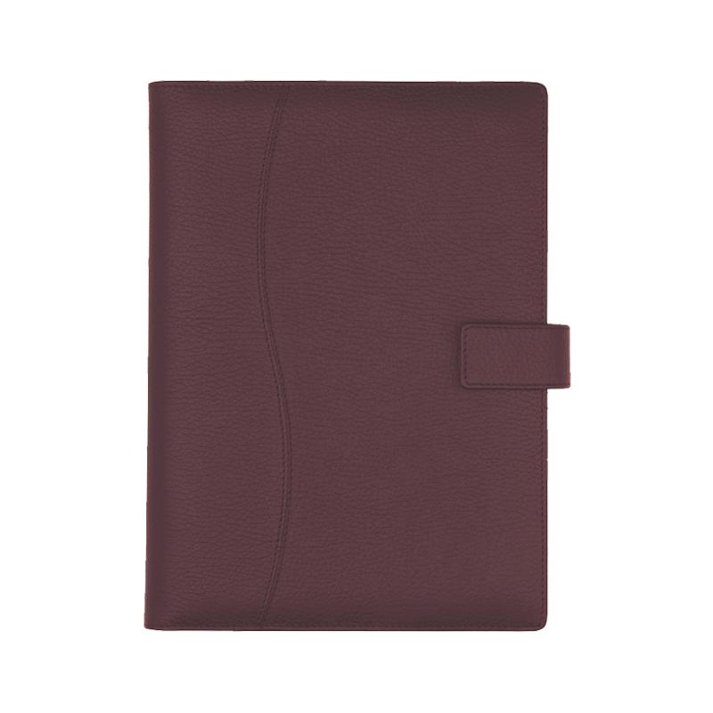 Agenda din piele Ruby, 15 x 21 cm