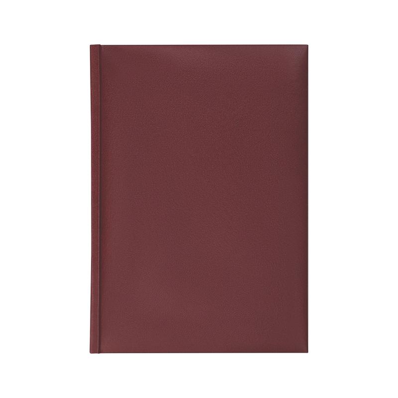 Agenda 439 - NEW KARACHI BORDO, nedatata 15×21 cm