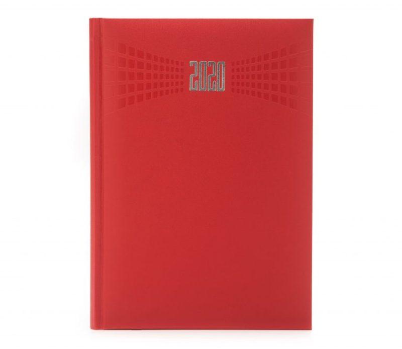 Agenda 410 MATRA, saptamanala 17X24 - rosie