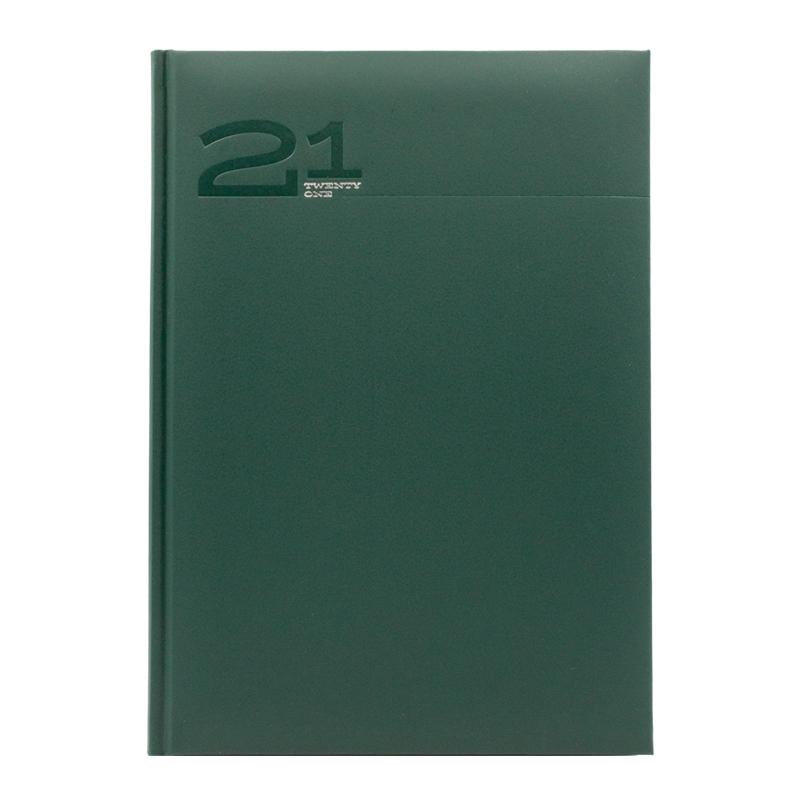 Agenda 410 Matra Verde, saptamanala 17 x 24 cm