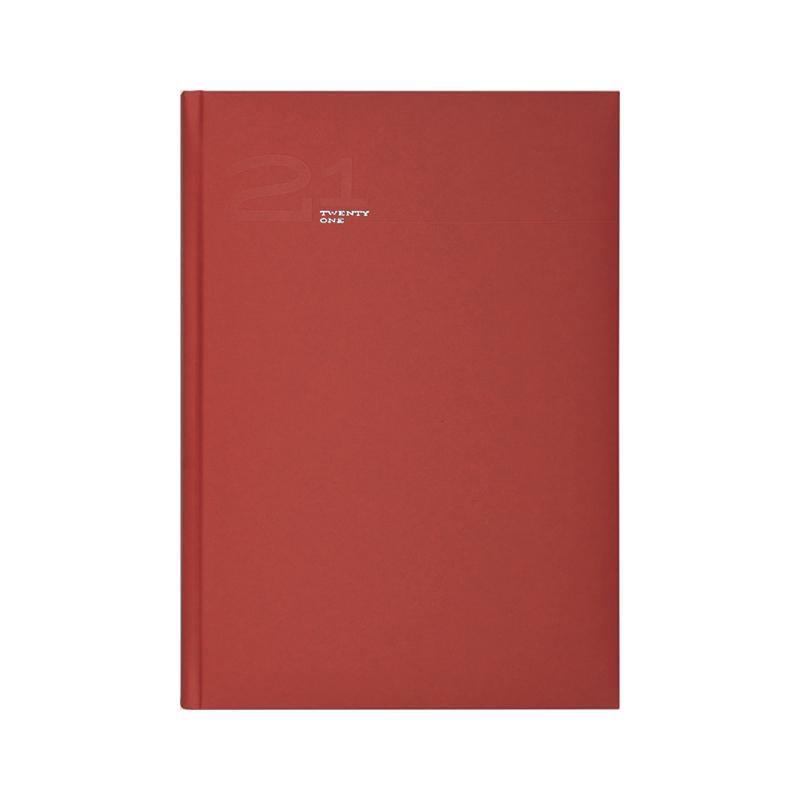 Agenda 460 Matra Rosso, zilnica 15 x 21 cm