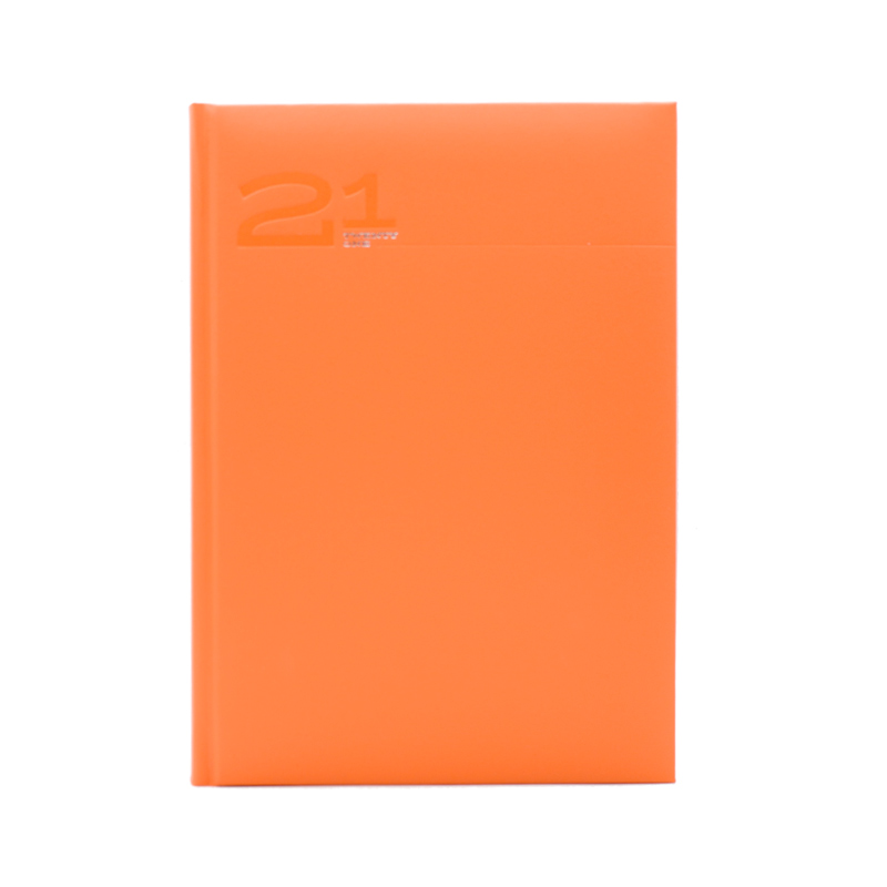 Agenda 460 Matra Orange, zilnica 15 x 21 cm