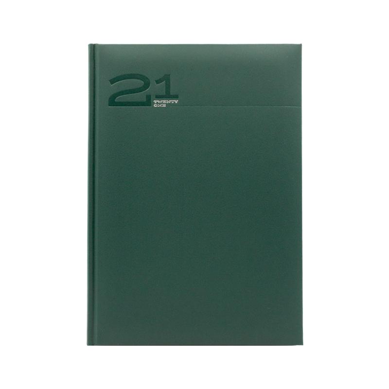Agenda 460 Matra Verde, zilnica 15 x 21 cm