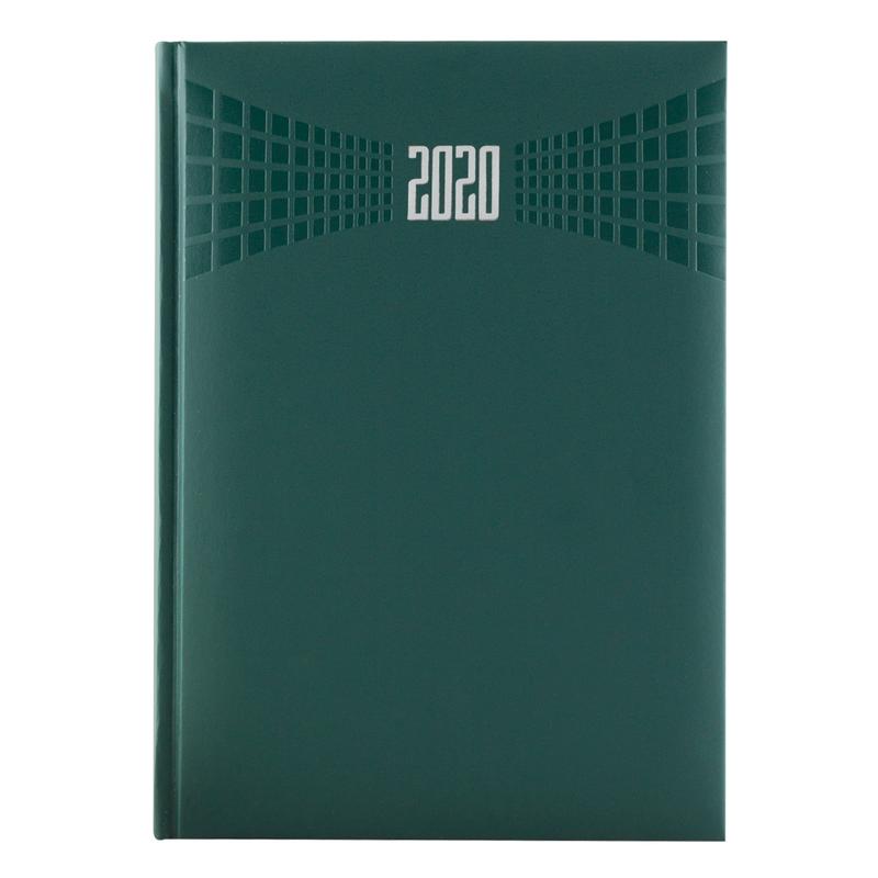 Agenda 460 MATRA, zilnica 15X21 - verde