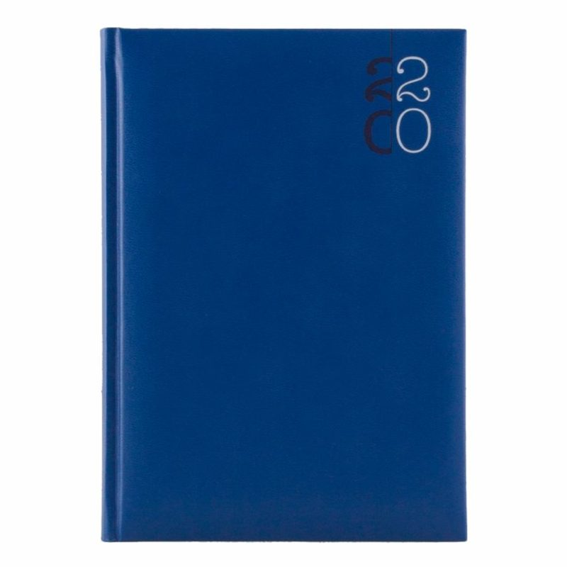 Agenda 460 PAROS, zilnica 15×21 - albastra