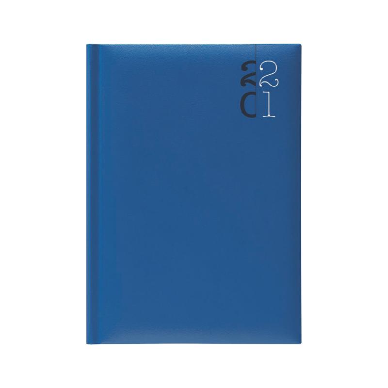 Agenda 460 Paros Blu, zilnica 15 x 21 cm