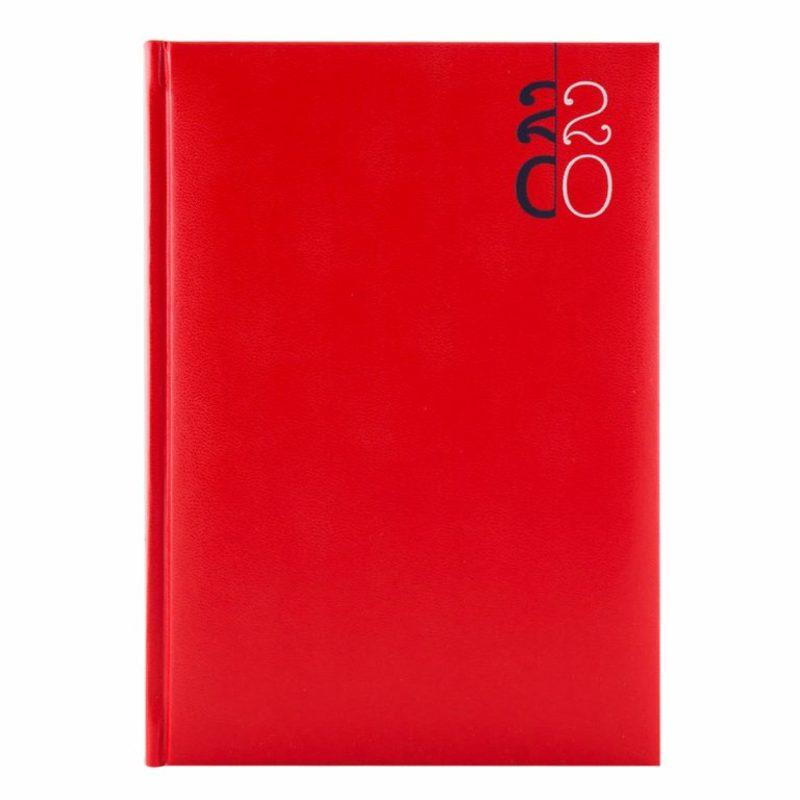 Agenda 460 PAROS, zilnica 15×21 - rosie