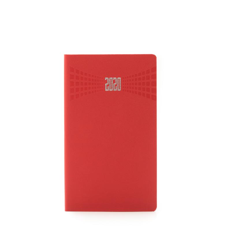 Agenda 480 MATRA, saptamanala 8×15 - rosie