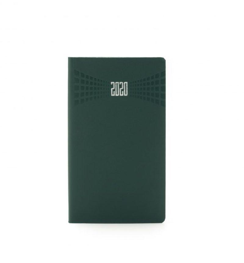 Agenda 480 MATRA, saptamanala 8×15 - verde