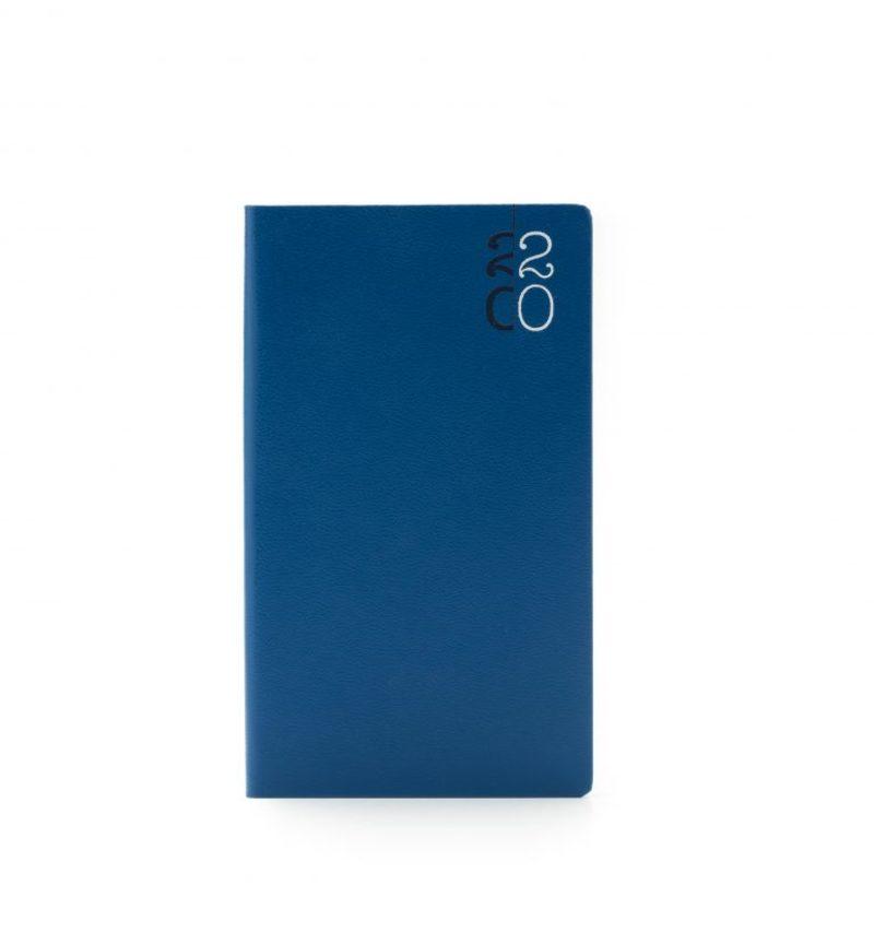 Agenda 480 PAROS, saptamanala 8×15 - albastra