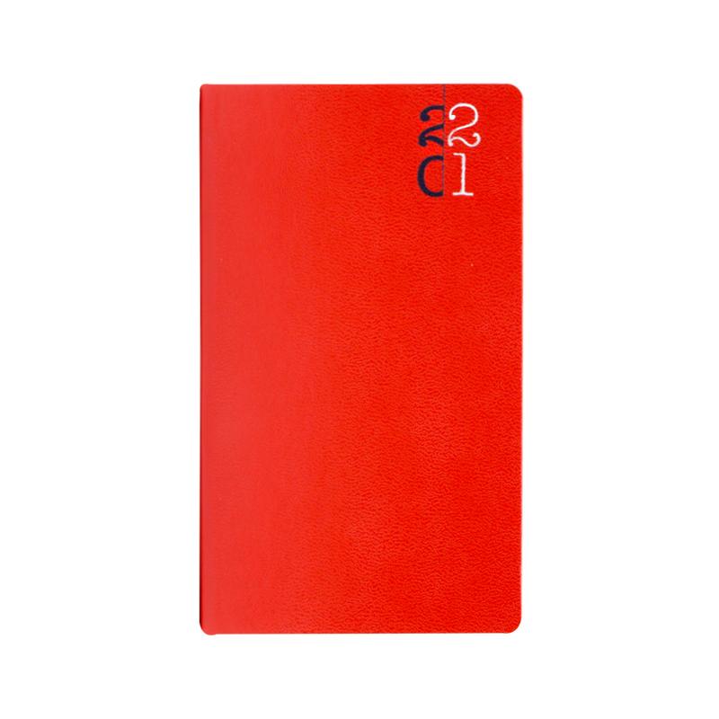 Agenda 480 PAROS ROSU, saptamanala 8×15