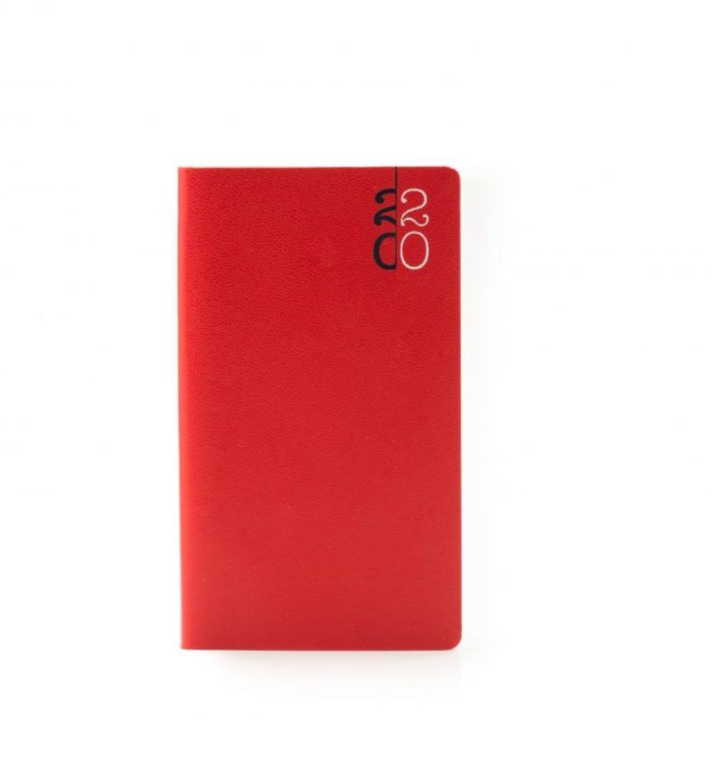 Agenda 480 PAROS, saptamanala 8×15 - rosie