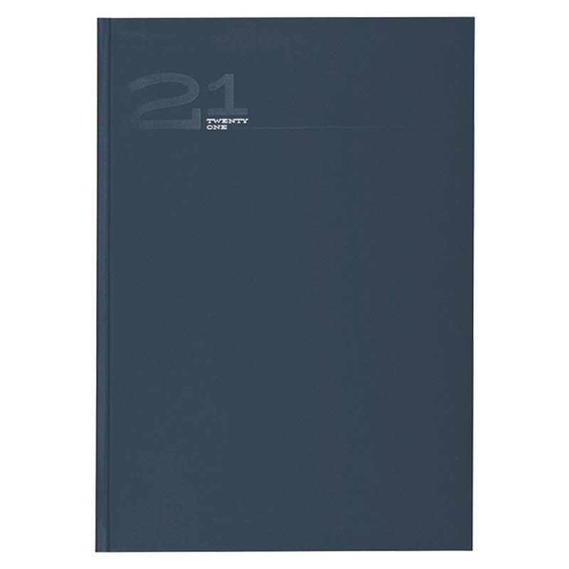 Agenda 512 BIG Matra Blu, zilnică 21 x 30 cm