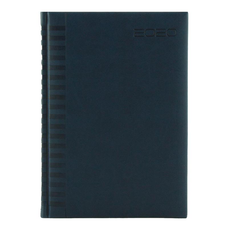Agenda 457 BRISTOL, zilnica,17X24 - albastra