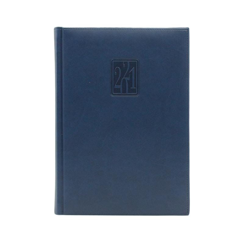 Agenda 460 Bristol Blu Cina, zilnică 15 x 21 cm