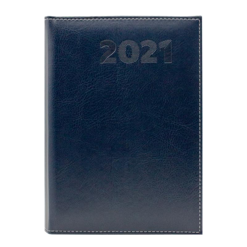 Agenda 460 Sherwood Blu, zilnica 15 x 21 cm