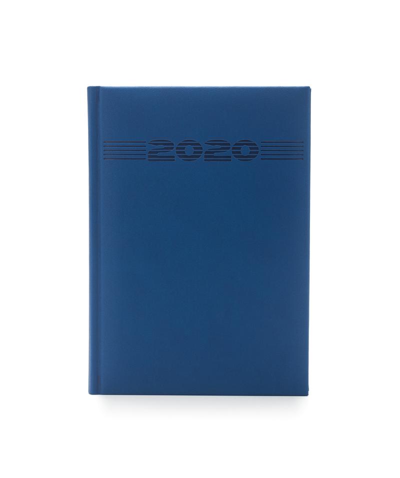 Agenda 460 VENERE, zilnica 15X21 - albastra