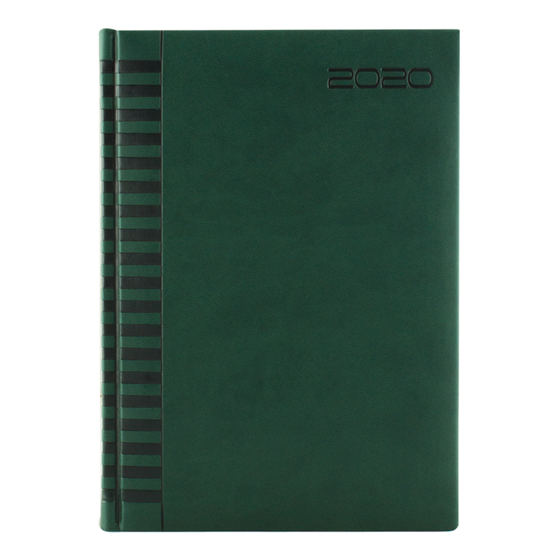 Agenda 477 BRISTOL,SAPT,21X27 - verde