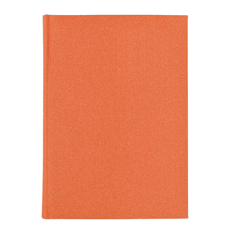 Agenda 449 DELHI ORANGE, nedatata 17X24 cm