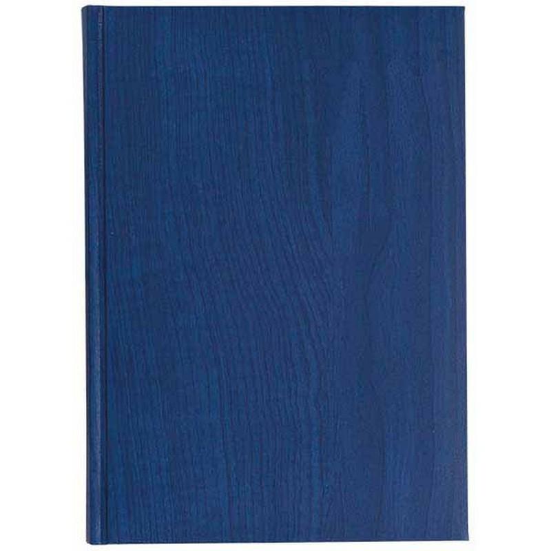 Agenda 449 GIAVA BLU, nedatata 17X24 - albastra