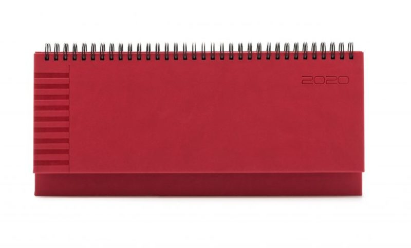 Agenda planner 430 BRISTOL, saptamanala 10.5×29.8 - coral