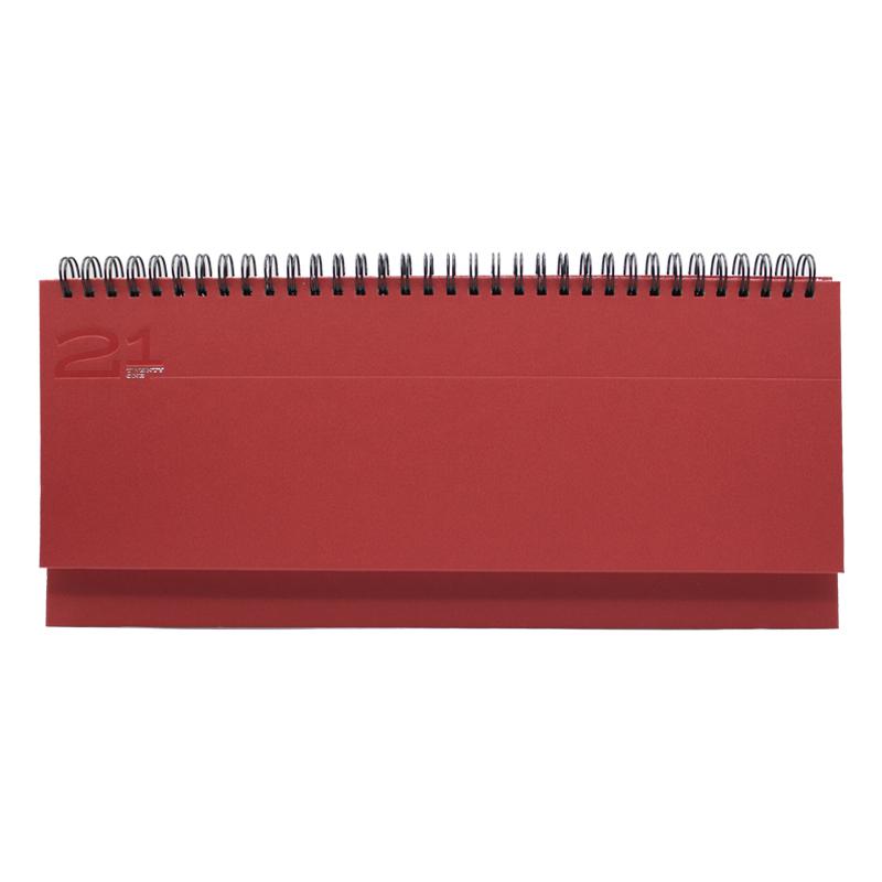 Planner 430 Matra Rosso, saptamanala 10.5 x 29.8 cm