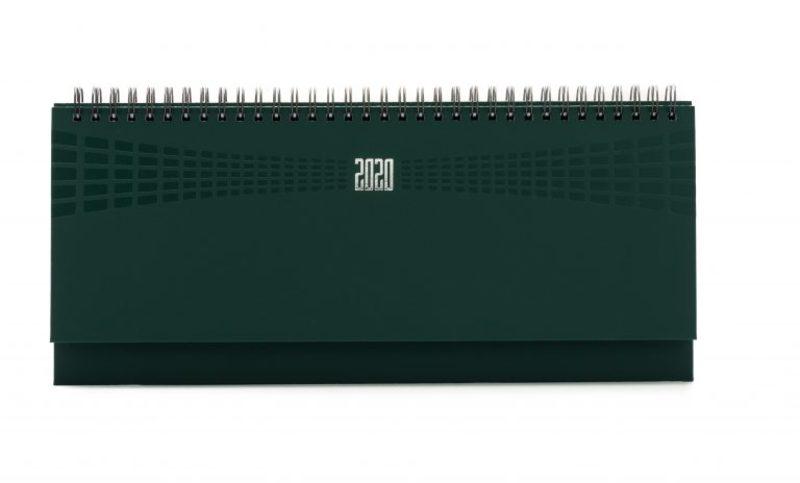 Agenda planner 430 MATRA, saptamanala 10.5×29.8 - verde