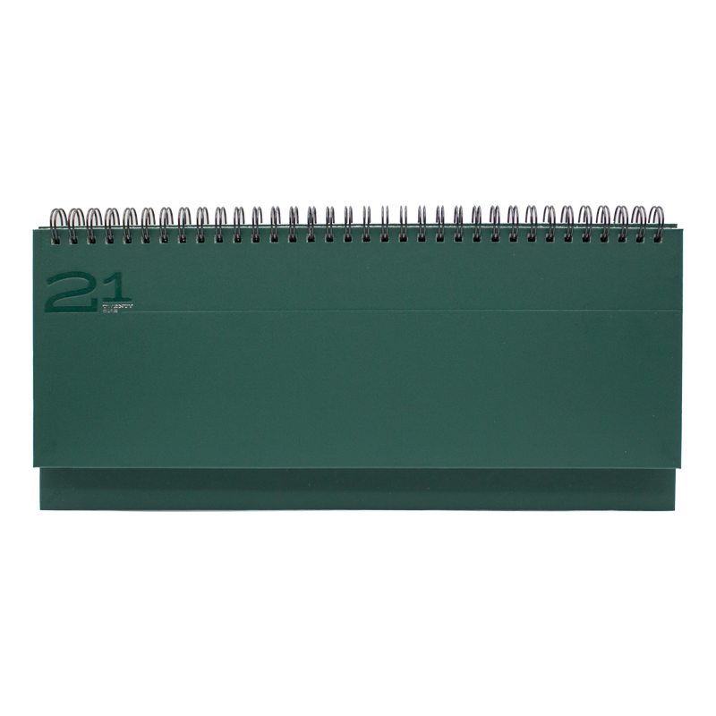 Planner 430 Matra Verde, saptamanala 10.5 x 29.8 cm