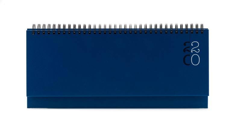 Agenda planner 430 PAROS, saptamanala 10.5×29.8 - albastra